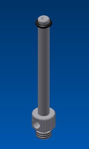三坐标夹具配件-压板支撑杆